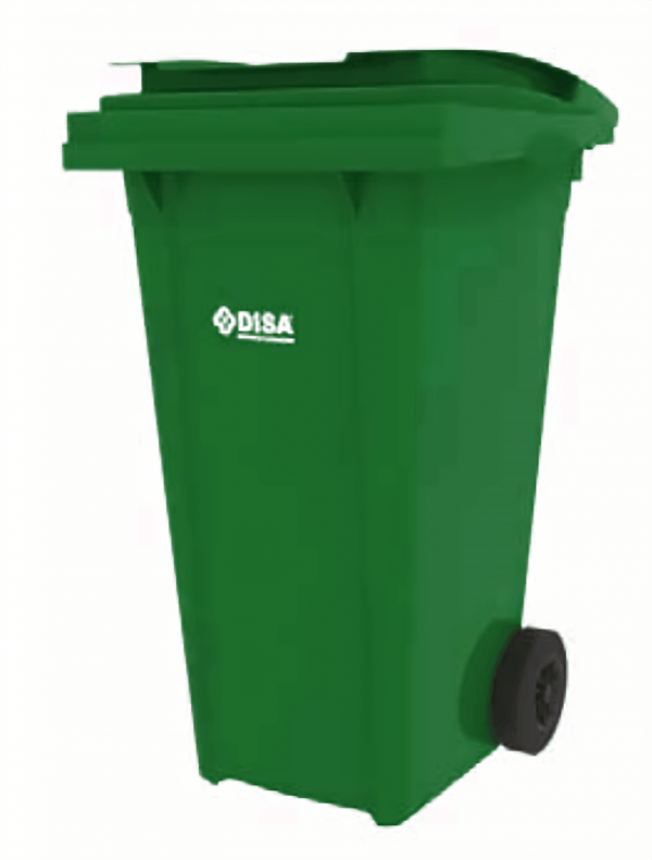 Contenedor 240 verde